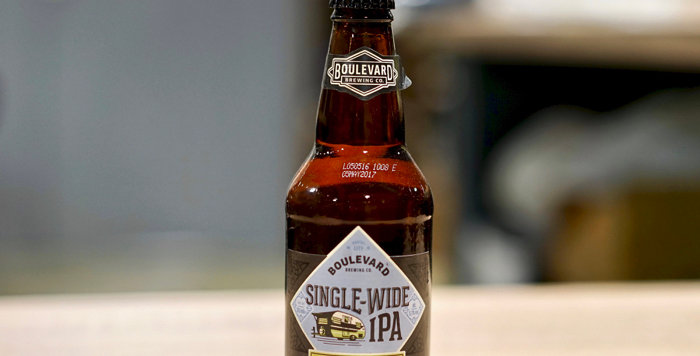 Single Wide IPA - Blonde - 35.5cl