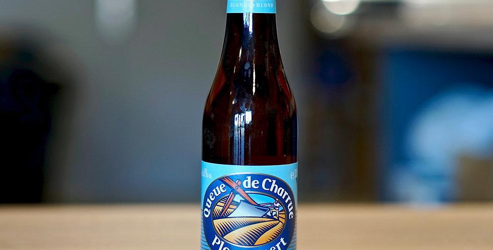 Queue de Charrue - Blonde - 33cl