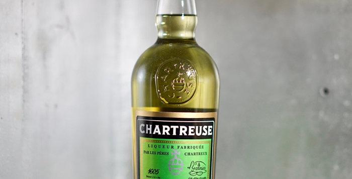 Chartreuse Verte - 70cl