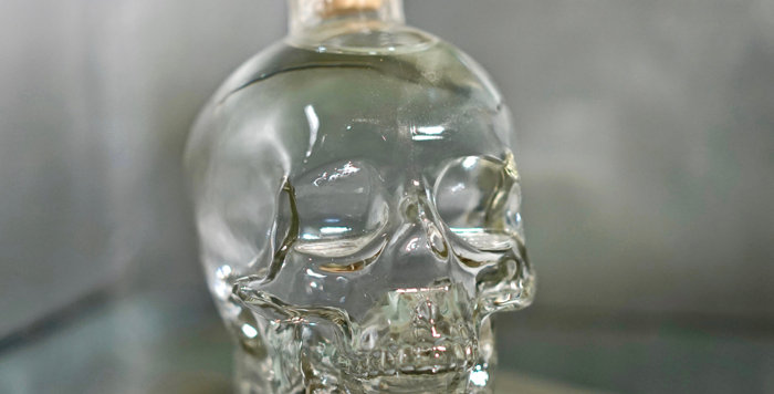 Vodka Crystal Head - 70cl