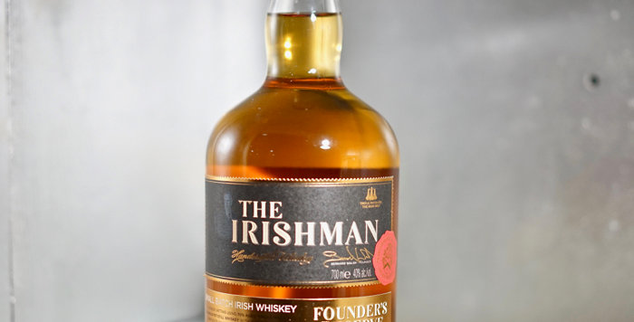 The Irishman Founder's Reserve - 70cl