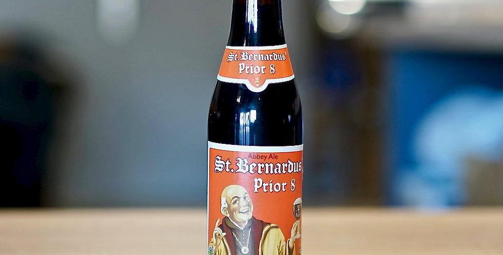 Saint Bernardus Prior - Brune - 33cl