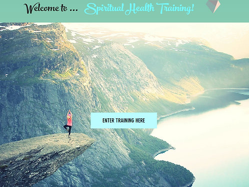Spiritual Health Training + Retrain Your Brain Bootcamp