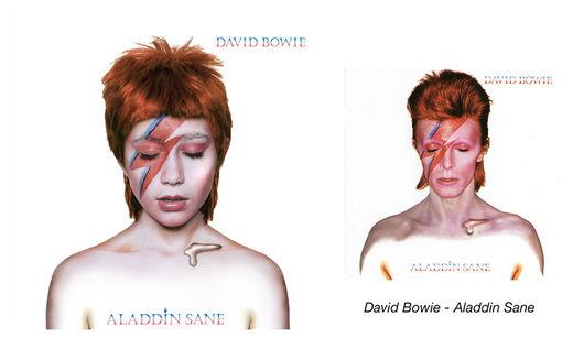 Album Cover Remakes