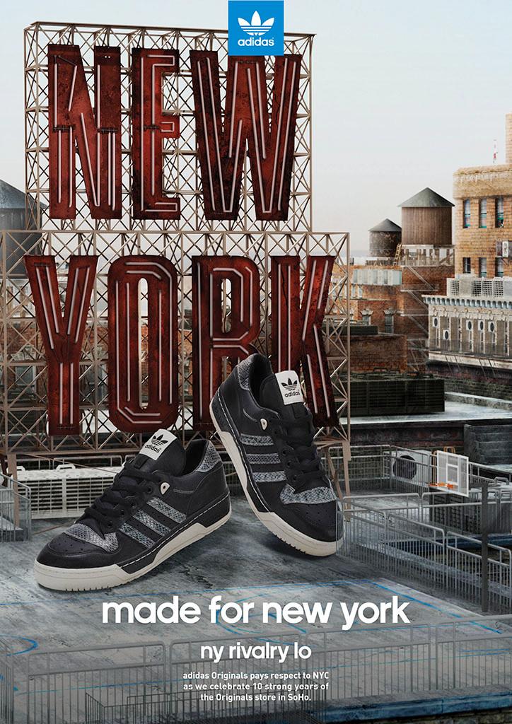 adidas Originals SOHO 10 Yr. Anniversary