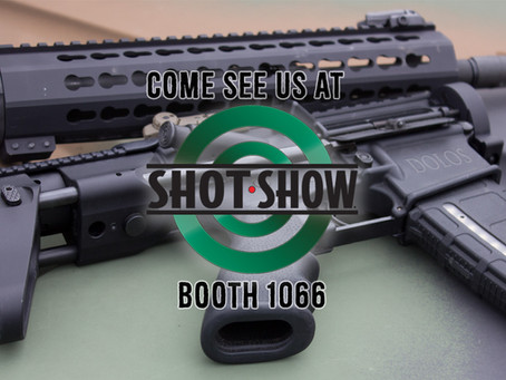 Come See Us At SHOT Show!