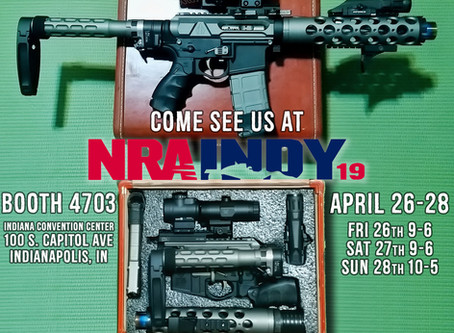 NRAAM 2019 in Indianapolis