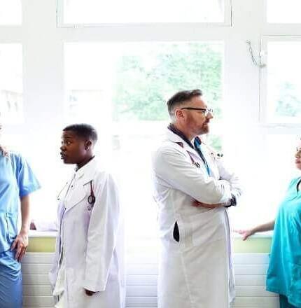 Message to Doctors, Nurses, Laboratory Technicians Graduated Abroad