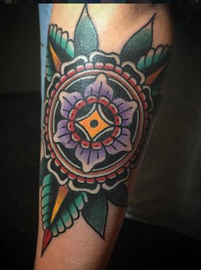 Tattoo by Joshua Gonzalez