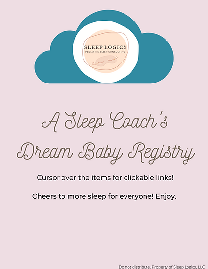 A Sleep Consultant's Dream Registry