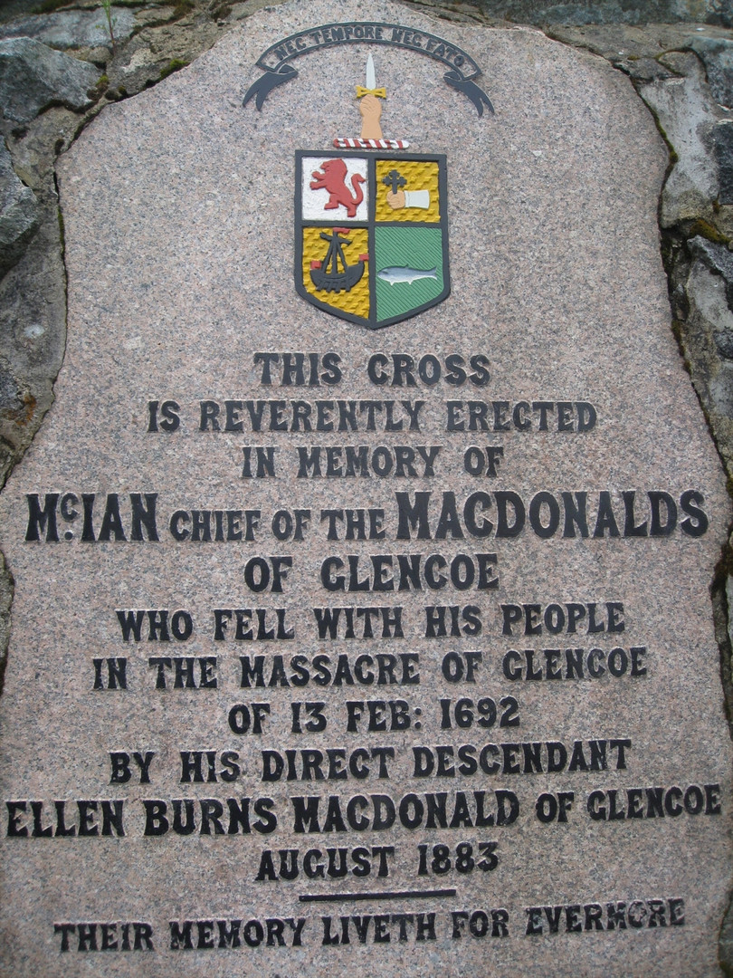 2013 May Scotland100 Glencoe Massacre.jp