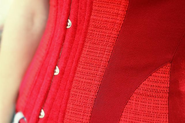 corset attache busc