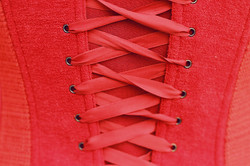 laçage corset