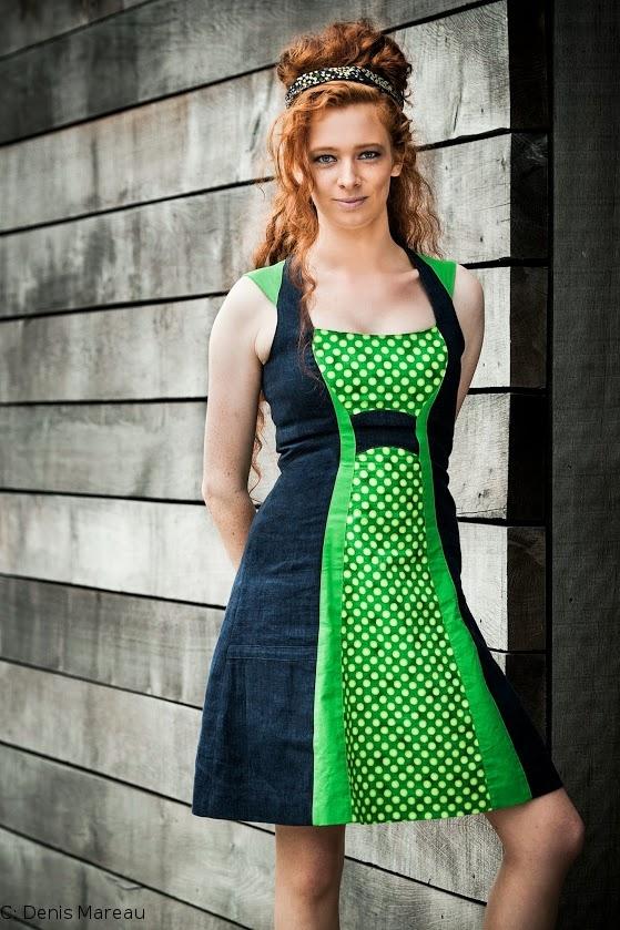 robe à découpes