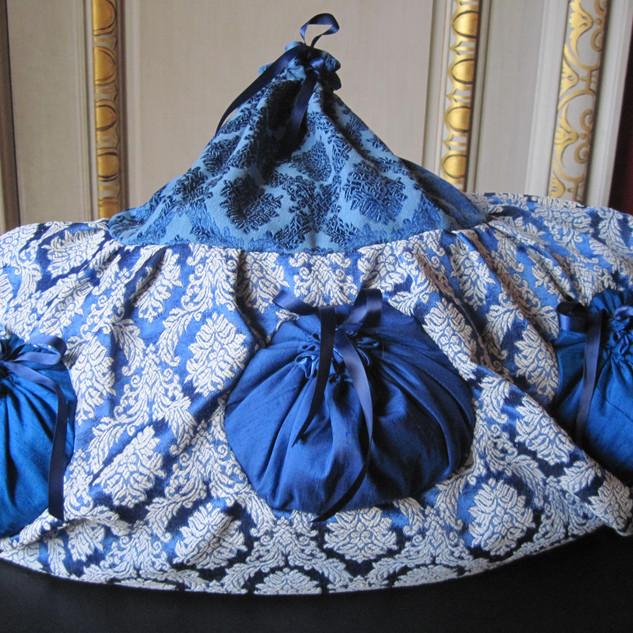 """le sac dans une version """"grandiose"""""""