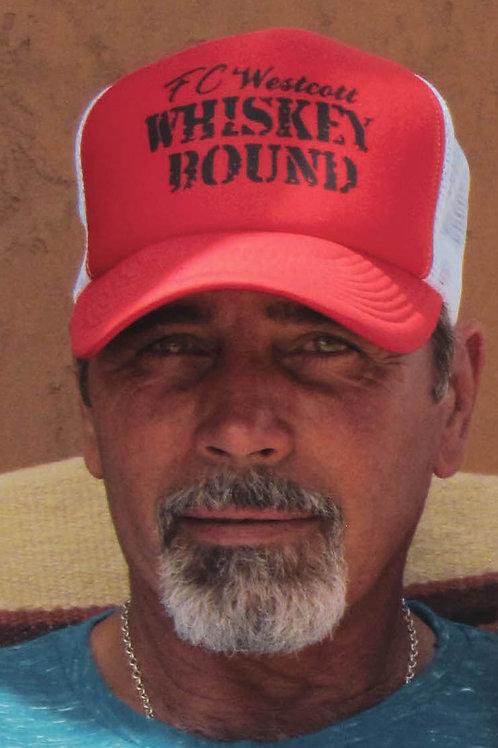 """""""Whiskey Bound"""" Foam Trucker Hat"""