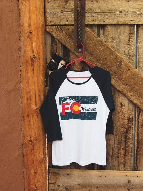 FC Westcott CO Logo Womens Sleever