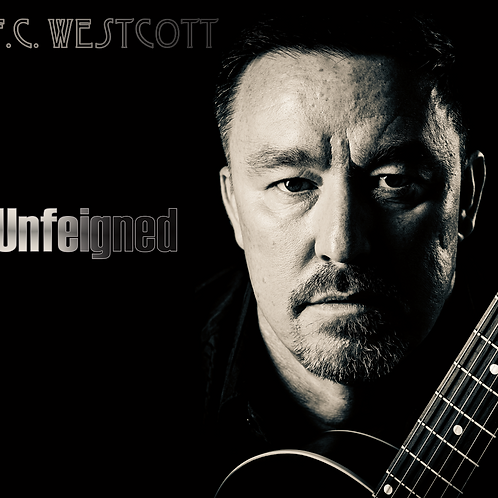 """""""Unfeigned"""" CD  In Stock. Ships next business day."""