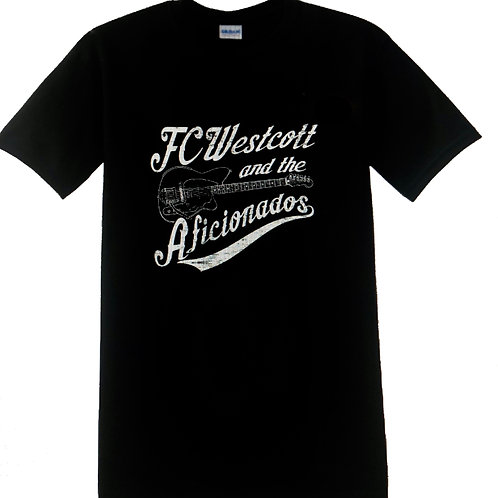 FC Westcott and Aficionados tour T-shirt