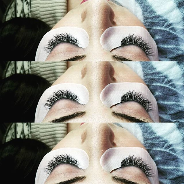 _bynesreen thanks for letting me play with your lashes today !!!!😍😍😍😍😍😍 #lashesatx #lashandbro
