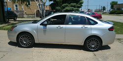 2011 Ford Focus SES (8)