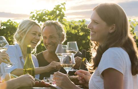 Badischer Wein Markenkampagne