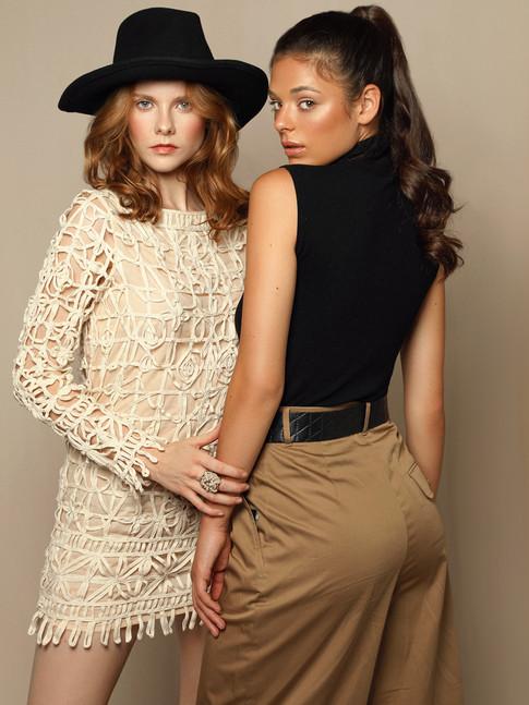 Nude Fashion for Vivien Magazine New York