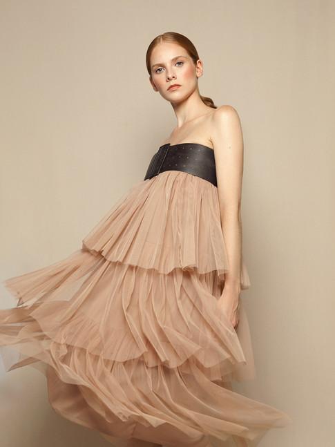 Nude Fashion for Vivien Magazine, New York