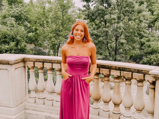 KariBerryPosh Dress