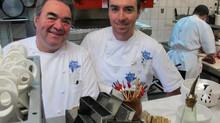 Les chefs étoilés Michelin !