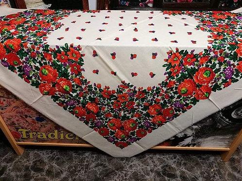 Mantón de lana