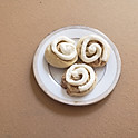 Cinnamon Roll Cookie(Not shippable)