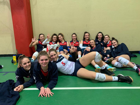 U16 BLU - VIGONZA VOLLEY