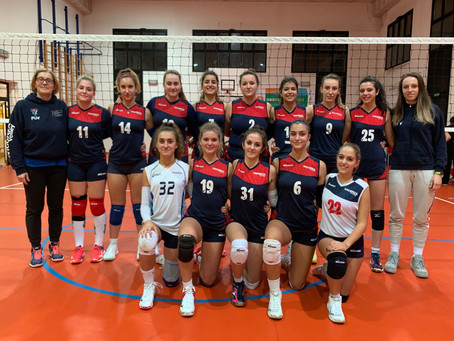 II DIVISIONE - VIGONZA VOLLEY
