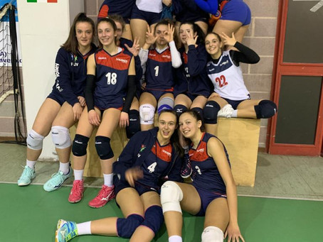 U16 VIGONZA VOLLEY BLU