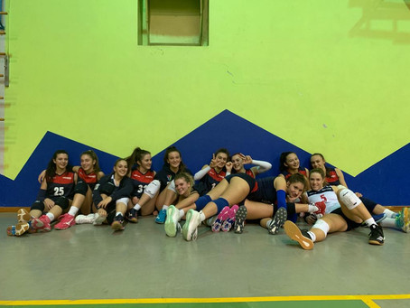 U16 - VIGONZA VOLLEY BLU