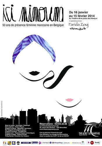 Affiche de Ici Mimouna