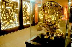 Museo Oro del Perú / Gold of Peru museum