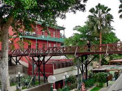 Puente de los Suspiros - Barranco / Bridge of sighs - Barranco