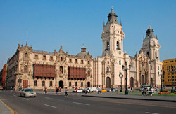 Catedral de Lima / Lima cathedral