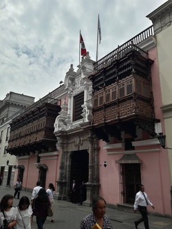 Palacio Torre Tagle / Torre tagle palace