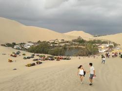 Oasis de Huacachina - Ica / Huacachina oasis - Ica