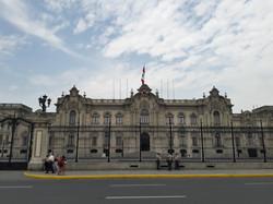 Palacio de Gobierno / Government palace