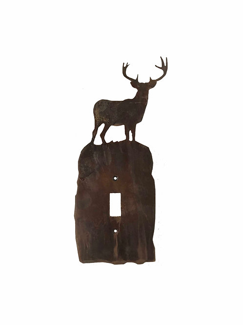 Stag Switch Plate Cover