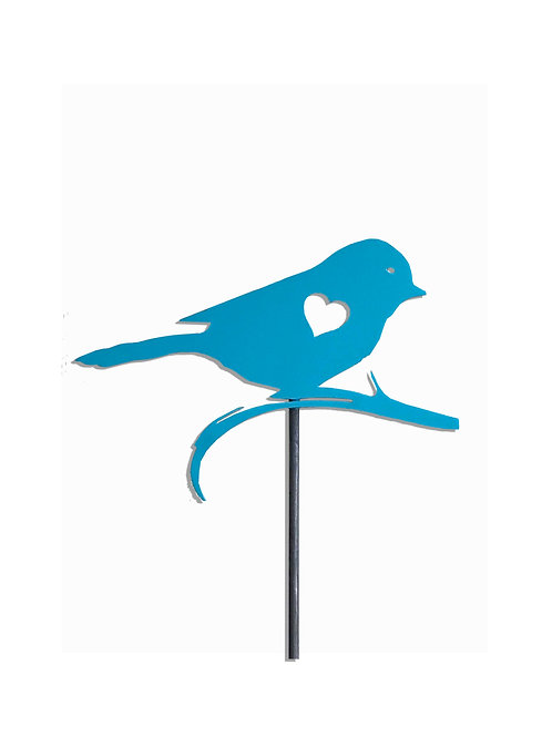 Love Bird Yard Stake