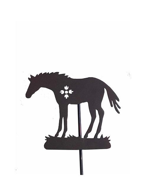 Horse Yard Stake, Starburst