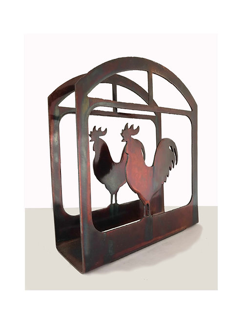 Rooster Napkin Holder