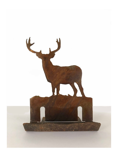 Stag Business Card Holder