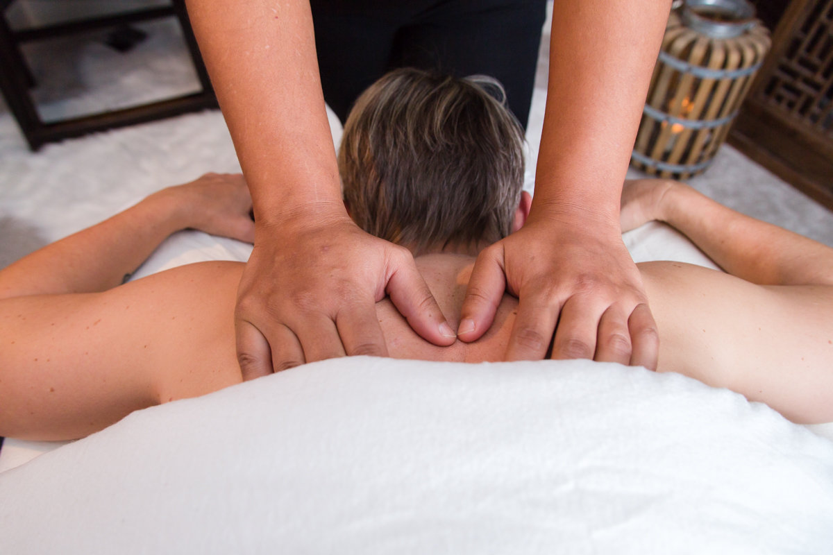 75 Minute Restorative Deep Tissue
