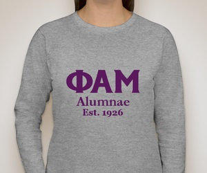 Alumnae Long Sleeve T-Shirt